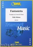 Okładka: Debons Eddy, Fantasietta - Trumpet