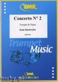 Ok�adka: Daetwyler Jean, Concerto N� 2 - Trumpet