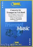 Ok�adka: Ponchielli Amilcare, Concerto for Trumpet in F Op. 123 - Trumpet