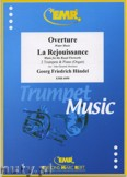 Okładka: Händel George Friedrich, Overture / La Réjouissance - Trumpet