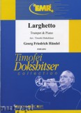 Okładka: Händel George Friedrich, Larghetto - Trumpet