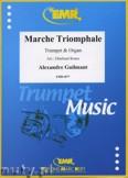 Ok�adka: Guilmant Alexandre, Marche Triomphale - Trumpet