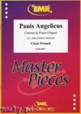 Okładka: Franck César, Panis Angelicus - CLARINET