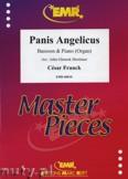 Okładka: Franck César, Panis Angelicus - BASSOON