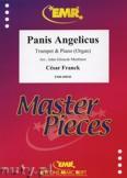 Ok�adka: Franck C�sar, Panis Angelicus - Trumpet
