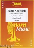 Okładka: Franck César, Panis Angelicus - Horn