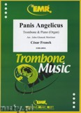 Ok�adka: Franck C�sar, Panis Angelicus - Trombone