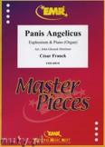 Okładka: Franck César, Panis Angelicus - Euphonium