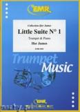 Okładka: James Ifor, Little Suite N° 1 - Trumpet