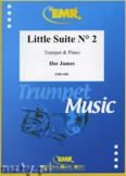 Okładka: James Ifor, Little Suite N° 2 - Trumpet