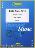 Ok�adka: James Ifor, Little Suite N� 3 - Trumpet