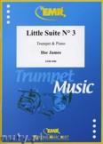 Okładka: James Ifor, Little Suite N° 3 - Trumpet