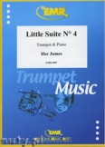 Ok�adka: James Ifor, Little Suite N� 4 - Trumpet