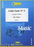 Okładka: James Ifor, Little Suite N° 4 - Trumpet
