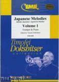 Ok�adka: Dokshitser Timofei, Japanese Melodies Vol. 1 - Trumpet