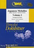 Okładka: Dokshitser Timofei, Japanese Melodies Vol. 2 - Trumpet