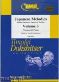 Okładka: Dokshitser Timofei, Japanese Melodies Vol. 3 - Trumpet
