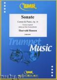 Ok�adka: Hansen Thorvald, Sonate Op. 18 - Trumpet