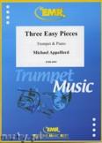 Ok�adka: Appleford Michael, Three Easy Pieces - Trumpet