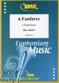Okładka: James Ifor, 6 Fanfares - Euphonium