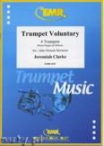 Ok�adka: Clarke Jeremiah, Trumpet Voluntary - Trumpet
