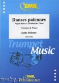 Okładka: Debons Eddy, Danses paiennes - Trumpet