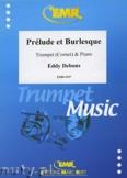 Okładka: Debons Eddy, Prélude et Burlesque - Trumpet