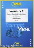Ok�adka: Stanley John, Voluntary V - Trumpet