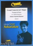 Ok�adka: Hummel Johann Nepomuk, Grand Concerto In F Major - Trumpet