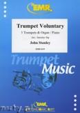 Okładka: Stanley John, Trumpet Voluntary
