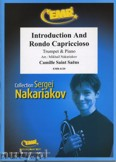 Okładka: Saint-Saëns Camille, Introduction and Rondo Capriccioso - Trumpet