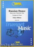 Ok�adka: Boehme Oskar, Russian Dance - Trumpet