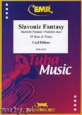 Okładka: Höhne Carl, Slavonic Fantasy - Tuba