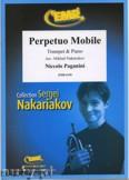 Okładka: Paganini Niccolo, Perpetuo Mobile - Trumpet