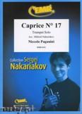 Okładka: Paganini Niccolo, Caprice N° 17 (Nakariakov) - Trumpet