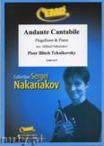 Okładka: Czajkowski Piotr, Andante Cantabile