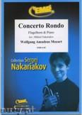 Okładka: Mozart Wolfgang Amadeusz, Concerto Rondo