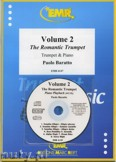 Ok�adka: Baratto Paolo, Volume 2, The Romantic Trumpet + CD - Trumpet