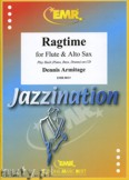 Ok�adka: Armitage Dennis, Ragtime for Flute and Altos Sax
