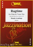 Okładka: Armitage Dennis, Ragtime for Flute and Tenor Sax