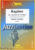 Ok�adka: Armitage Dennis, Ragtime for Clarinet and Trumpet