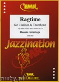 Ok�adka: Armitage Dennis, Ragtime for Clarinet and Trombone