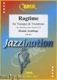 Okładka: Armitage Dennis, Ragtime - BRASS ENSAMBLE