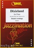 Ok�adka: Armitage Dennis, Dixieland - Flute