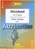 Okładka: Armitage Dennis, Dixieland - Flute