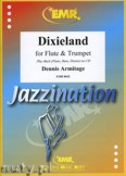 Okładka: Armitage Dennis, Dixieland for Flute and Trumpet