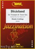 Ok�adka: Armitage Dennis, Dixieland for Trumpet and Tenor Sax
