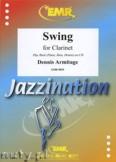 Ok�adka: Armitage Dennis, Swing - CLARINET