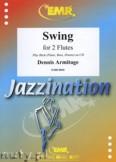 Okładka: Armitage Dennis, Swing - Flute