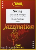 Ok�adka: Armitage Dennis, Swing for Flute and Trumpet